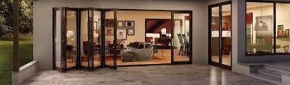 100 Interior Sliding Walls BiFold Glass Aluminum Moving Glass Wall Systems Milgard