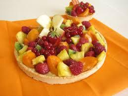 dessert aux fruits d ete recette de tarte aux fruits d été sans gluten la faim des délices