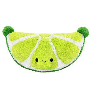 Squishable / Comfort Food Lime Plush - 15""