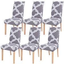 6Pcs Spandex Removable Chair Cover Stretch Elastic Dining Seat Cover For  Banquet Wedding Restaurant Hotel Washable Spandex Slipcovers For High Chairs Mustard Shopping Cart Cover Teal Watercolor Floral Protect Your Baby From Germs With Infantinos Cloud Willcome Restaurant And Home Feeding Saucer High Chair Children Folding Anti Dirty Grey Velvet Jf Covers Amazoncom Protective Highchair For Babies Smitten Shop It Eat It Boppy Pferred Cnsskj 2in1 Seat Disney Homemade Quality Apleated Skirt Stretch Coverings Hotels