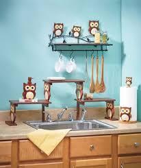 Owl Kitchen Decor Best Kitchen Owl Decor Interior & Lighting