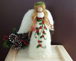 Black Angel Christmas Tree Topper Uk by Angel Tree Topper Etsy