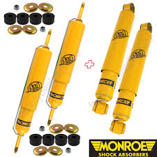 Monroe Gas Magnum TDT 4WD Shock Absorber FULL Set F & R - Suit ... Monroe Gas Magnum Front Shock Absorber Lh Or Rh For Chevy Gmc Gasmagnum 65 Absorbers 65113 Driver Passenger Side 555037 Ecatalog Monroe Shocks Struts Rear Shock Absorber Toyota Hilux Vigo Innova Kun15 Tgn16 65475 Shocks Truck Equipment 32296 Strut Pair Set Of 2 Kit Ford Pickup Air On My Mazda B2200 Youtube Oe Spectrum Fits Nissan 720 D21 Absorbergasmagnum Rv Rear 557007 Fits 1117 4 Piece