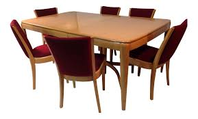 1940s Vintage Heywood Wakefield Dining Set Art Deco Ding Room Set Walnut French 1940s Renaissance Style Ding Room Ding Room Image Result For Table The Birthday Party Inlaid Mahogany Table With Four Chairs Italy Adams Northwest Estate Sales Auctions Lot 36 I Have A Vintage Solid Mahogany Set That F 298 As Italian Sideboard Vintage Kitchen And Chair In 2019 Retro Kitchen 25 Modern Decorating Ideas Contemporary Heywood Wakefield Fniture Mediguesthouseorg