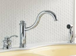 Danze Parma Stainless Steel Kitchen Faucet by Kitchen Hands Free Kitchen Faucet Danze Kitchen Faucet