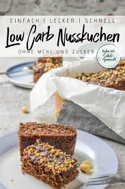 low carb nusskuchen