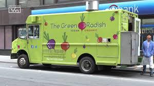 100 Green Food Truck Portobello Mushroom Burger From The Radish New