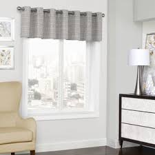Living Room Valances & Kitchen Curtains