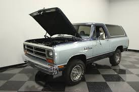 100 1987 Dodge Truck Ramcharger Streetside Classics The Nations Trusted
