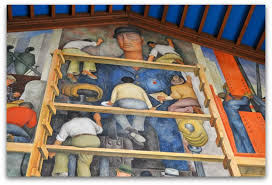 Coit Tower Murals Diego Rivera by Diego Rivera Murals In San Francisco Tips To Find All Three