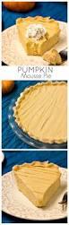 Splenda Easy Pumpkin Pie by Best 25 Pumpkin Mousse Ideas On Pinterest Pumpkin Dessert