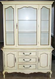 Palais Royal Kent Coffey Dresser by Vintage Bernhardt Furniture Co French Provincial Dining Room China