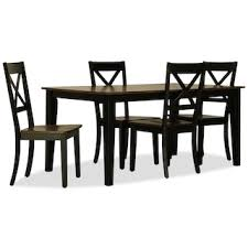Sterling 5pc Rectangle Dining Set