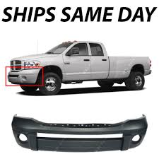100 2009 Dodge Truck NEW Primered Front Bumper Cover Fascia For 2006 Ram