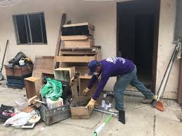 Tile Removal Crew by Junk Removal San Diego Ace Hauling