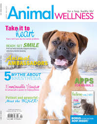 animal wellness magazine vol 14 issue 1 by redstone media