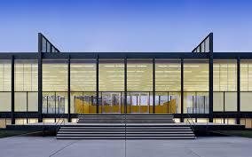 100 Van Der Architects Restoring Mies Van Der Rohe SR Crown Hall The Strength