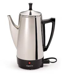 The Percolator Is First Type Of Coffeemaker Mass Produced On Market Prototype Appeared Around 1810 And A Stove Top Model Was Patented In