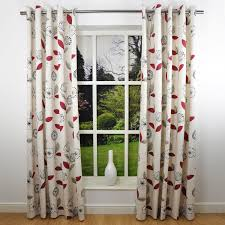 Grey Geometric Pattern Curtains by 5 Kinds Of Modern Print Curtains