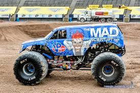 Story In Many Pics: Monster Jam Media Day | El Paso Herald-Post