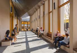 100 Rick Joy Angular Steel Roof Tops Princeton Transit Hall By Studio