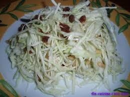 cuisiner le chou blanc en salade du chou blanc en salade croquante recette ptitchef