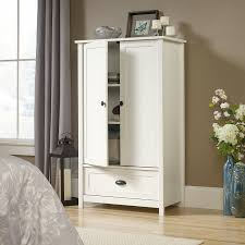 Amazon.com: Sauder 419451 Armoire, Wardrobe, Furniture County Line ... Fniture Fancy Wardrobe Armoire For Organizer Idea Sauder Armoires Wardrobes Bedroom The Home Depot Homeplus Storage Cabinet 411802 Sauder Sugar Creek Computer 103330 Closetmaid 48 Inch Closet Walmart Target Where To Closet Cabinet Oak Wardrobe Sauder Homeplus Clothes Blackcrowus Harvest Mill 404958 Ideas Collection Palladia Multiple Amazoncom 158036 Antiqued White Finish Harbor View 415003