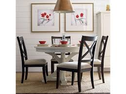 Everyday Dining Round To Oval Dining Table And 4 X Back Side Chairs With  Upholstered Seats By Rachael Ray Home By Legacy Classic At Belfort Furniture Chair Marvelous Round Table And 4 Chairs Ding Table Juno Chairs Table And Chairs Plastic Round Mfd025 Ding Soren 5 Piece Piece Set 1 With 1200diam Finished In Concrete Miss Charcoal Coon Rapids With Luxury White Chrome Glass Lipper Childrens Walnut Key West 5piece Outdoor With