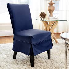 Dorchester - Non Stretch Mid Length Dining Chair Cover ... Us 701 45 Offnew Spandex Stretch Ding Chair Cover Machine Washable Restaurant Wedding Banquet Folding Hotel Zebra Stripped Chairs Covergin Yisun Coverssolid Pu Leather Waterproof And Oilproof Protector Slipcover Black 4 Pack 100 Room Navy Blue And White Unique Bargains Removable Short Slipcovers Nanpiperhome Elegant Elastic Universal Home Decor Searching Perfect Check Search Faux By Surefit Classic Cabana Stripe Long Covers Set Of 2 Ltplaza Modern Seat 4pcsset Damask Operi