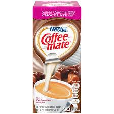 Nestle Coffee Mate Salted Caramel Chocolate Liquid Creamer