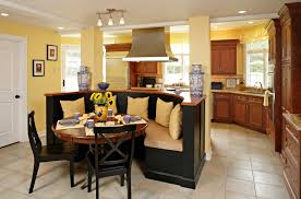 eat in kitchen table home design and decorating