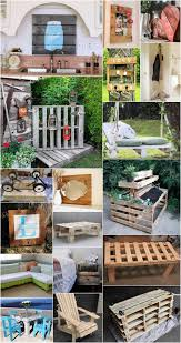 Home Decor Simply With Pallet Wood Projects