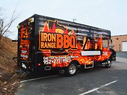 Food Truck Wraps & Graphics - Creative Color - Minneapolis, Minnesota