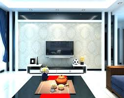 Decorating Around A Wall Mounted Tv Symmetrical Canvases