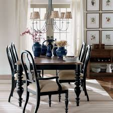 Ethan Allen Mahogany Dining Room Table by 13 Best Dining Room Images On Pinterest Dining Room Chairs Side