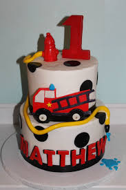 Fire Truck Cake. First Birthday Fire Truck Cake.   Milo's 1st ... Fire Truck Cupcakes Shared By Lion Hot Cakes Pinterest Cake Trails How To Make A Fire Truck Cake Tutorial Bright Red Toppers Kids Birthday Joanne Buddy Valastro Bubonicinfo Diy 4th Party Nancy Ogenga Youree Firetruck Preschool Powol Packets Jennuine Rook No 17 The Vintage Project Samanthas Sweets And Sams Sweet Art Photo Gallery Firetruck Singapore Ina Ideas In Playroom Weddings