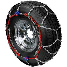 Autotrac Light Truck And SUV Self-Tightening Tire Chains - Walmart.com