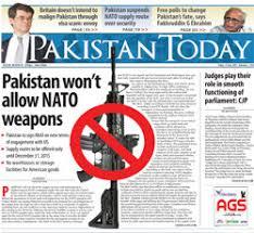 Pakistan Today Type Daily Newspaper