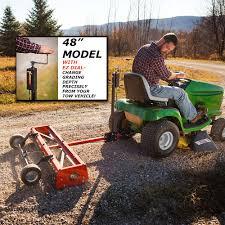 Power Grader: 48 Inch Driveway / Road Grader, Manual Operation | DR ...