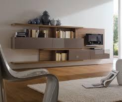 moderne wohnwände vielfalt durch modulare konzepte