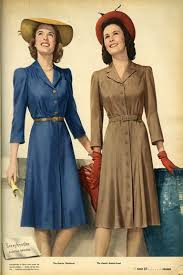 1940s Costume Dresses Ideas At VintageDancer