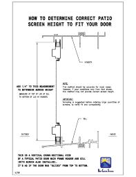 Petsafe Freedom Patio Panel Pet Door 96 by Sliding Doors Measurements U0026 Interior Door Dimensions Standard