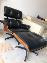 Eames Lounge Chair (Replica), Furniture, Sofas On Carousell Filengv Design Charles Eames And Herman Miller Lounge Eames Lounge Chair Ottoman Camel Collector Replica How To Tell If Your Is Real Vs Fake My Parts 2 X Replacement Black Rubber Shock Mounts Chair Hijinks Goods Standard Size Identify An Original Revisiting The Classics Indesignlive Reproduction Mid Century Modern