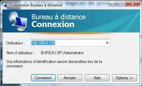 connexion bureau à distance windows xp philten com accéder à un pc windows à distance par
