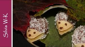 igel plätzchen teig in 1 minute plätzchen kekse
