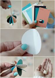Diy Paper Ball Decoration Colourful