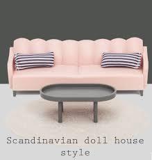 lundby basic wohnzimmer set skandinavischen stil