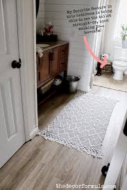 Ideas For Covering Up Tile Floors Without Removing It — The Decor ... How I Painted Our Bathrooms Ceramic Tile Floors A Simple And 50 Cool Bathroom Floor Tiles Ideas You Should Try Digs Living In A Rental 5 Diy Ways To Upgrade The Bathroom Future Home Most Popular Patterns Urban Design Quality Designs Trends For 2019 The Shop 39 Great Flooring Inspiration 2018 Install Csideration Of Jackiehouchin Home 30 For Carpet 24 Amazing Make Ratively Sweet Shower Cheap Mr Money Mustache 6 Great Flooring Ideas Victoriaplumcom