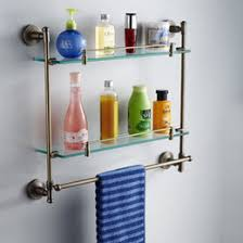 dropshipping double glass shelf uk free uk delivery on double