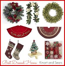 Christmas Trees Kmart by Best Dressed Home Sweepstakes Kmart And Sears The Shopping